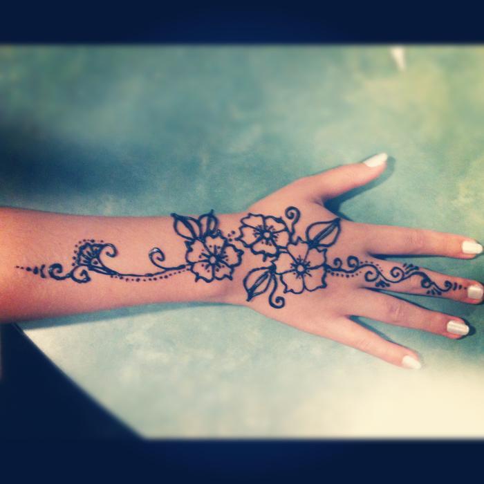 Model agency for Henna tattoo nyc